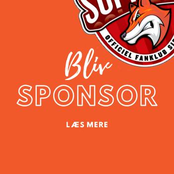 Bliv TSØ Support sponsor