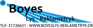 Boyes Lys og Reklame